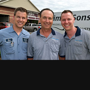 Owner of Jim & Sons Transmission Specialists